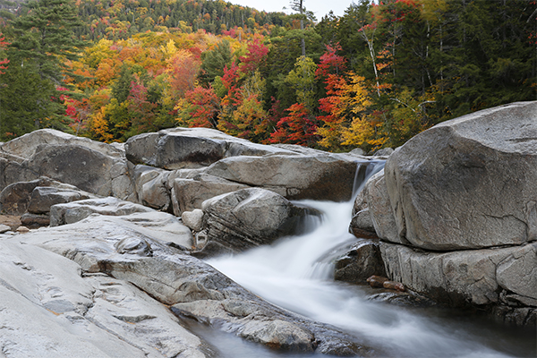 Lower Falls, New Hampshire