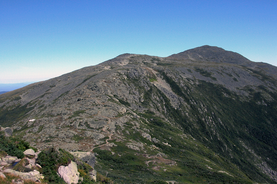 Photos of Mount Adams, New Hampshire - 566.5KB