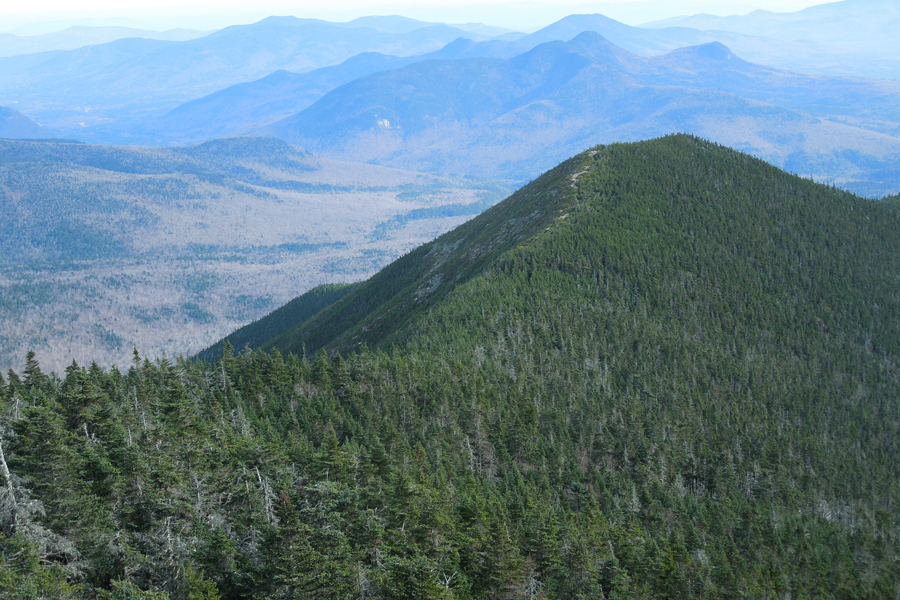 Mount Carrigain, New Hampshire