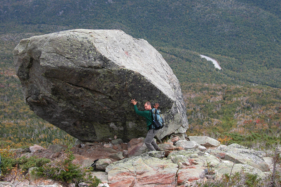Mount Isolation, New Hampshire