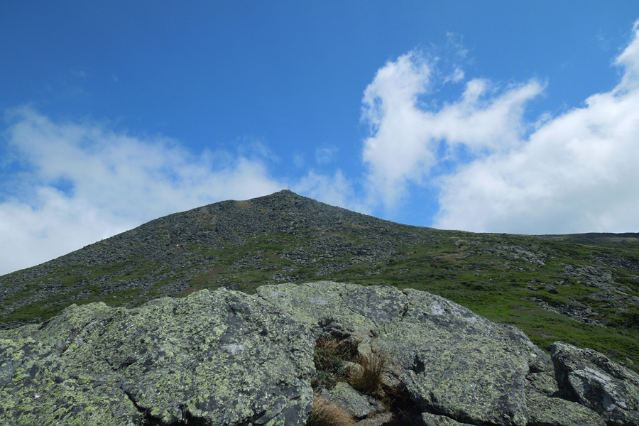 Mount Jefferson, New Hampshire