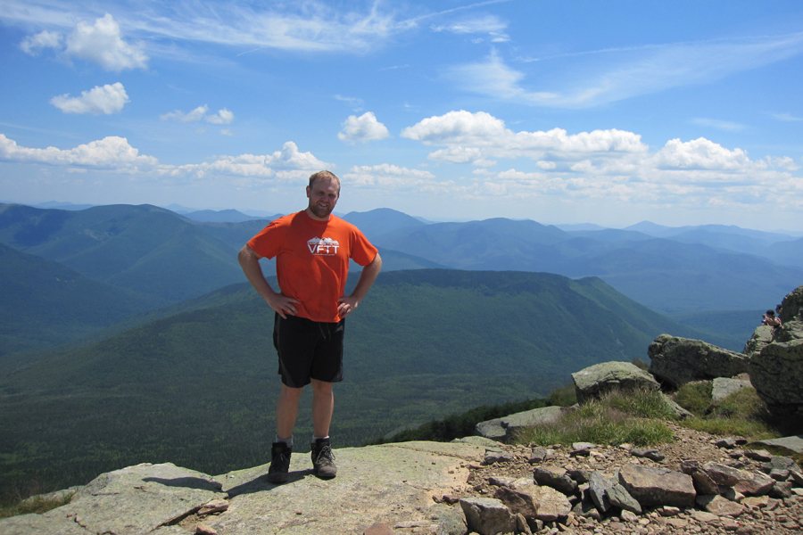 Mount Lafayette, New Hampshire