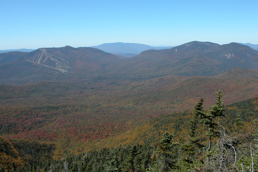 Mount Tripyramid (North), New Hampshire