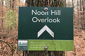 Noon Hill Overlook, Noon Hill Reservation, Medfield