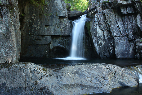 Best Waterfalls In New England