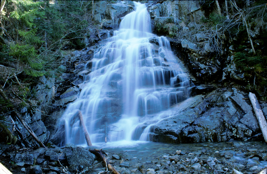 New England Waterfalls Photograph Gallery