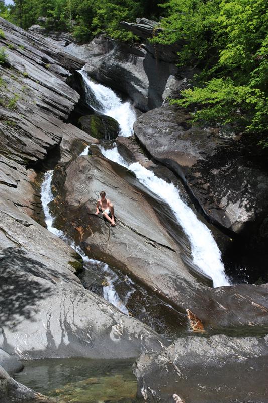 Hamilton Falls - Vermont