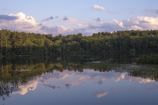 Chocorua Lake, Chocorua
