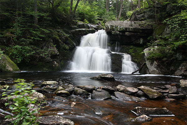 Enders Falls, Connecticut