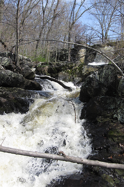Beaver Brook Falls, Waltham, Massachusetts