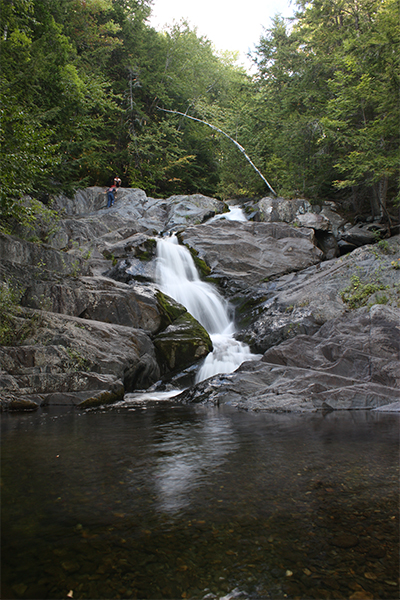 Hay Brook Falls, Maine