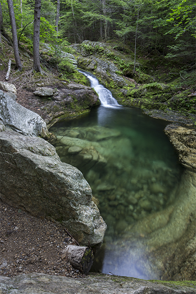 Rattlesnake Pool, Maine