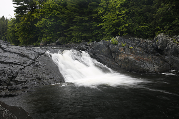 Tobey Falls, Maine