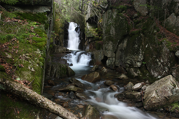 Dixville Flume, New Hampshire