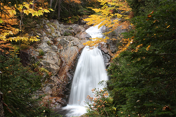 Dry River Falls, New Hampshire