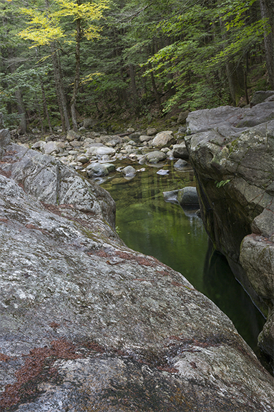 Emerald Pool, New Hampshire
