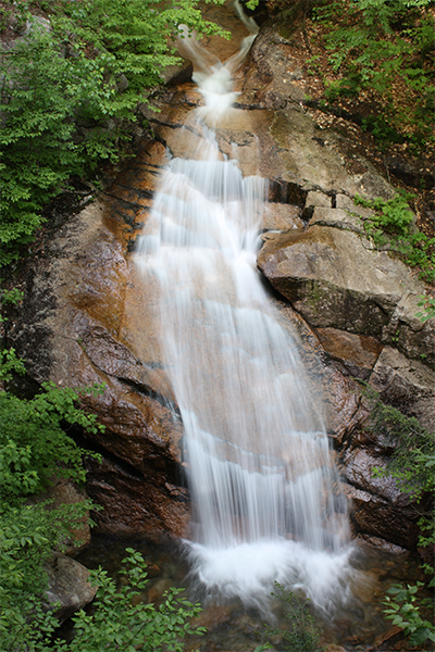 Liberty Cascade, The Flume, New Hampshire