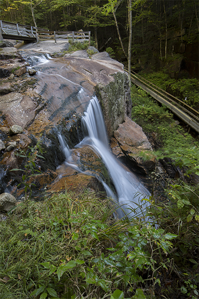 Avalanche Falls, The Flume, New Hampshire