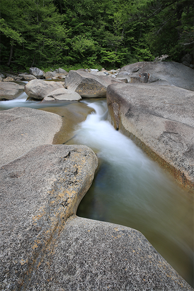 Franconia Falls, New Hampshire