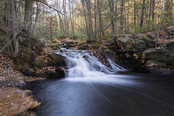 Upper Garwin Falls, New Hampshire
