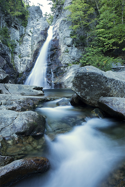 Glen Ellis Falls, New Hampshire