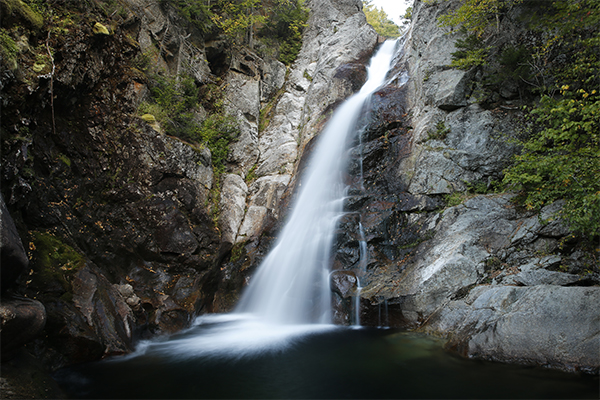 Glen Ellis Falls, Jackson, New Hampshire