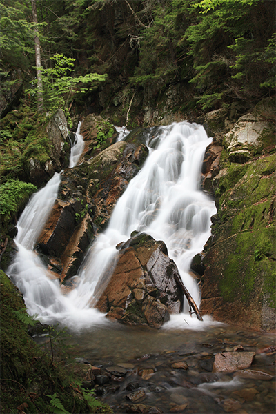 Huntington Cascades, New Hampshire