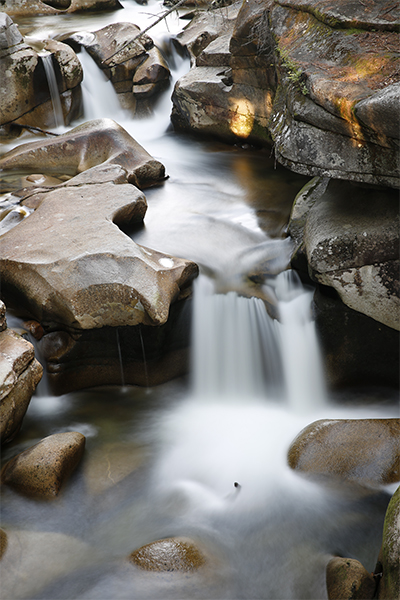 Middle Ammonoosuc Falls, New Hampshire