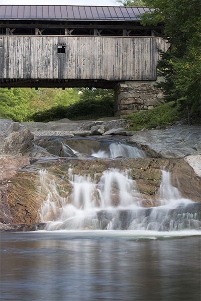Swiftwater Falls, Bath, New Hampshire
