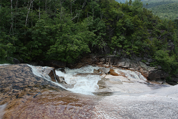 Thoreau Falls, New Hampshire