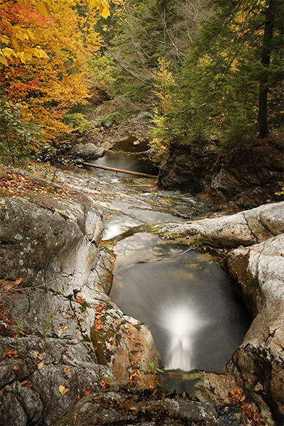 Winniweta Falls, New Hampshire