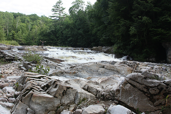 Clarendon Gorge-Lower Falls, Vermont