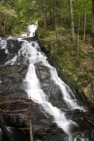 Thundering Brook Falls, Vermont