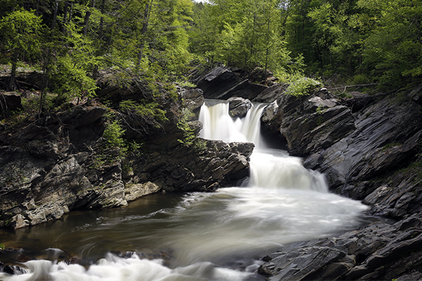 Twin Falls, Vermont