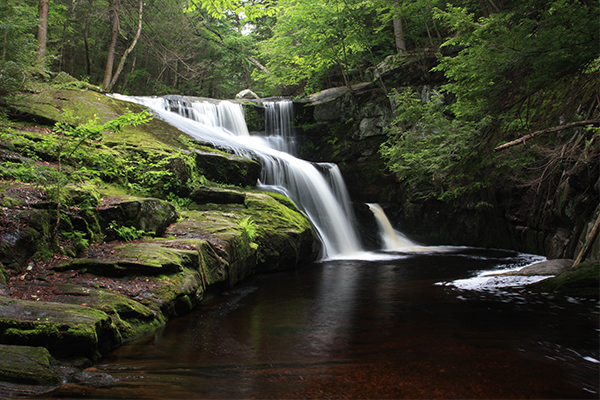 Enders Falls (Best Swimming Holes in New England)