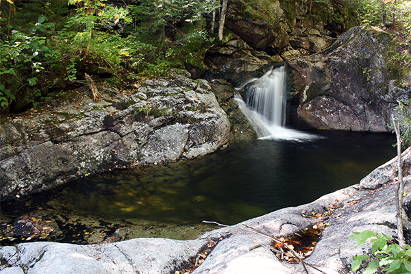 Thirteen Falls (Best Swimming Holes in New England)