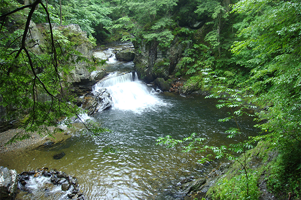 Terrill Gorge (Best Swimming Holes in New England)