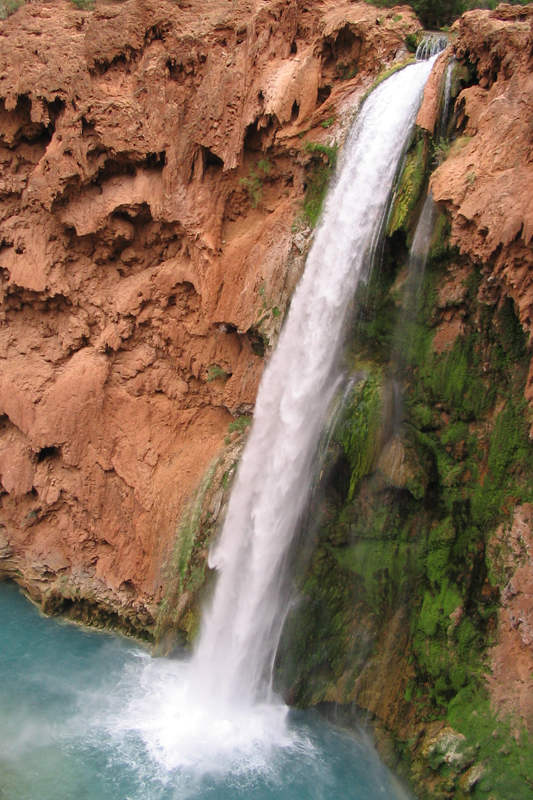 Mooney Falls, Arizona