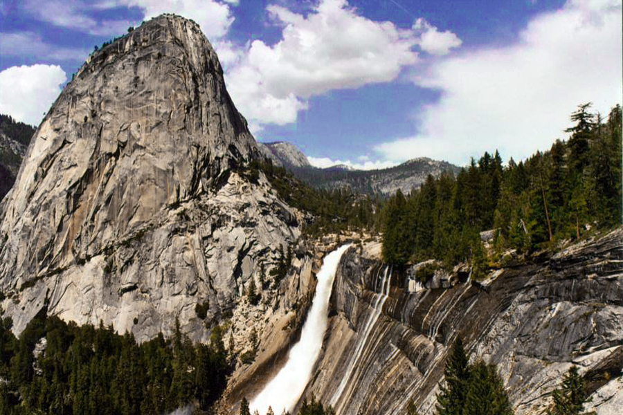 Nevada Fall, California