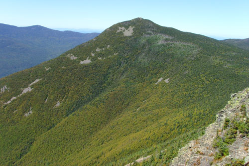 Mt. Liberty from the summit of Mt. Flume