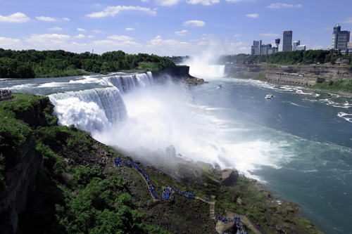 Niagara Falls (American side), New York