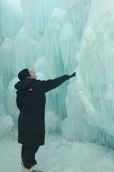 Ice Castles, Lincoln, New Hampshire