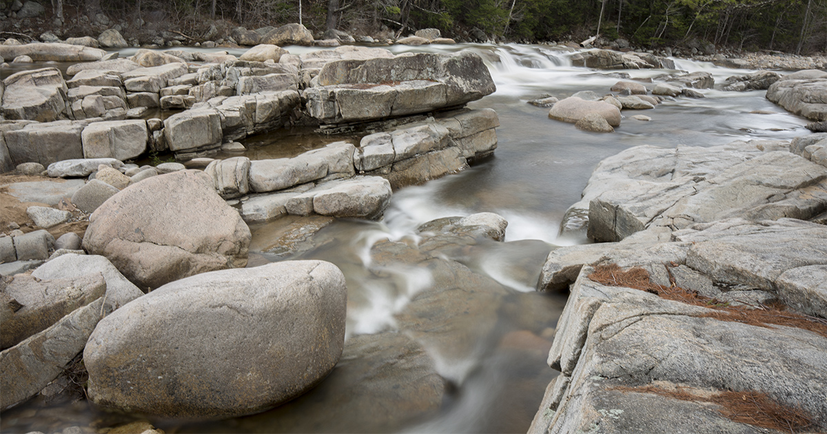Lower Falls - Albany, New Hampshire