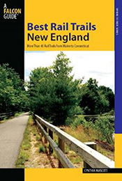 Best Rail Trails New England guidebook