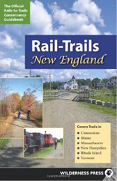 Rail-Trails New England guidebook