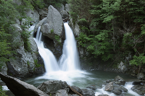 Bash Bish Falls, Mount Washington, Massachusetts