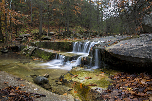 Jelly Mill Falls, Dummerston, Vermont