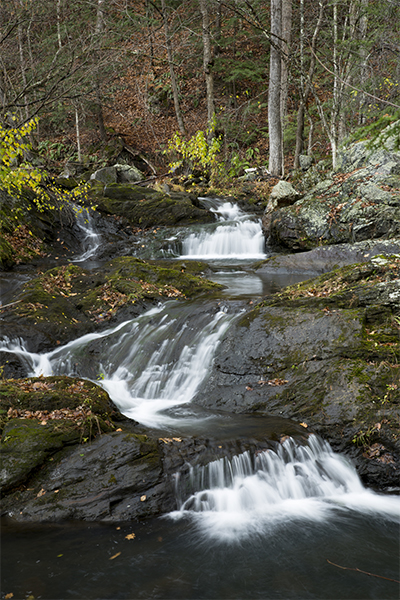 Sacketts Brook Falls, Putney, Vermont