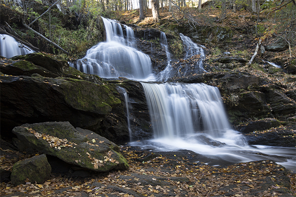 Garwin Falls, Wilton, New Hampshire