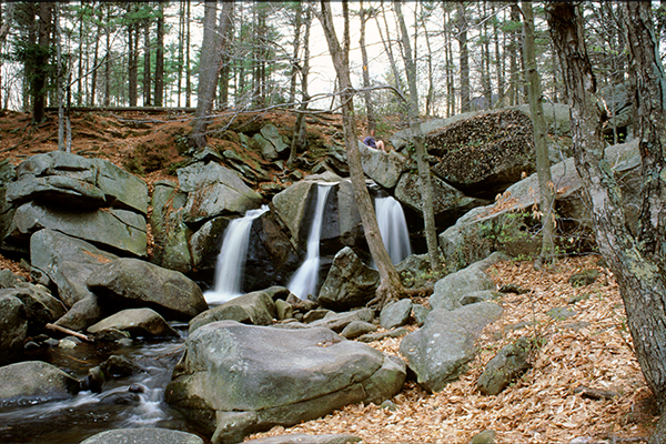 Trap Falls, Ashby, Massachusetts